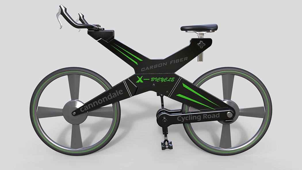 AufKurs88.com » Blog Archive » Minimalistisches X-Fahrrad